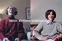 "Xbox ""Beyond generations"" by McCann London"