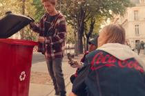 "Diesel and Coca-Cola ""The (re)collection"" by Publicis Italy"