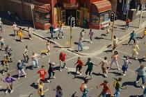 "Coca-Cola ""Open that Coca-Cola"" by Wieden & Kennedy London"