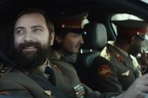 "Volkswagen ""Movie star confidence"" by Adam & Eve/DDB"