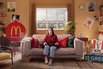 "Just Eat ""We got it"" by McCann London"