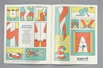 "Habito ""Mortgage Kama Sutra"" by Uncommon Creative Studio"