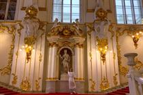 """Apple """"Hermitage. Shot on iPhone 11 Pro"""" by TBWA\Media Arts Lab"""
