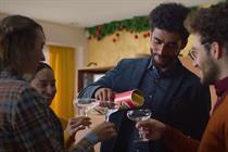 "Pringles ""Let's celebrate"" by Grey London"