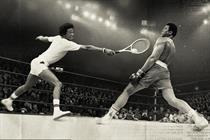 """Wimbledon """"Some stories live forever"""" by McCann London"""