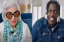 Ebay mixes old and new school style with Iris Apfel and Lil Yachty