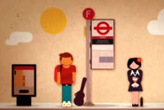 Match.com 'bus stop' by Mother