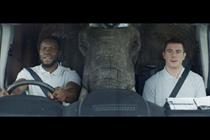 "Ford ""Elephant in the transit"" by GTB UK"