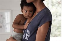 "Gap ""Love by GapBody"" helps normalise breastfeeding"