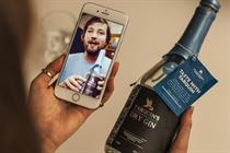 "Tarquin's Gin ""FaceTime"" by Havas EHS"