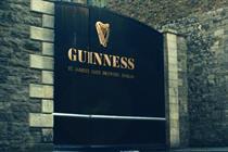 "Guinness ""gates"" by Quaker City Mercantile"