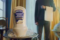 """Heinz """"Serious mayo lovers"""" by Bartle Bogle Hegarty"""