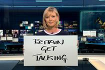 "ITV ""Britain get talking"" by Uncommon Creative Studio"