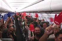 Watch JetBlue get 150 strangers to agree on a free destination