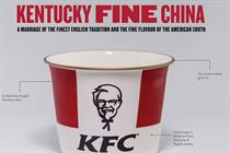 "KFC ""Kentucky Fine China"" by Iris"
