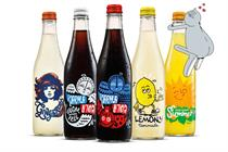 "Karma Cola ""Good drinks for bad adults"" by Wonderhood Studios"