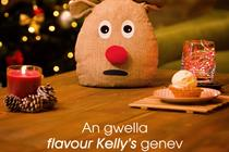 "Kelly's of Cornwall ""Cornish decorations"" by Isobel"