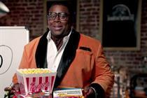 Comedian Kenan Thompson plays eccentric super fan for Fandango