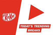 "Nestlé ""YouTube my break"" by J Walter Thompson"