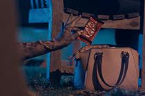 "KitKat ""A break from Halloween clichés"" by J Walter Thompson"