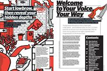 "Levi's and Guardian Labs ""Your voice your way"" by OMD UK"