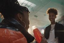 "Lucozade Energy ""Spark something"" by Grey London"