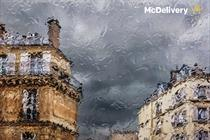 "McDonald's ""McDelivery - Rain"" by TBWA\Paris"