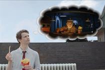 "McDonald's ""Chicken"" and ""fries"" by Leo Burnett London"