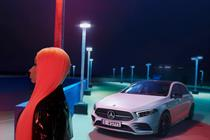 "Mercedes-Benz ""A-Class 2018: Just like you"" by Antoni Garage"