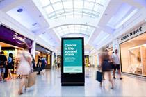 "Ovarian Cancer Action ""Cancer is the second wave"" by TBWA\London"