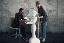 """SoftBank Robotics America """"Meet Pepper the robot"""" by Midnight Oil"""