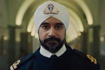 "Royal Navy ""Raj's story"" by Engine Creative"