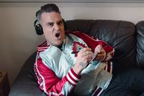 "MasterCard ""Live the priceless side of music with Robbie Williams"" by McCann London"