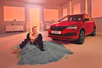 "Škoda ""I've gotta be me"" by Fallon London"