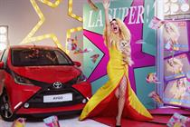 "Toyota Aygo ""Go your own way"" by The & Partnership"