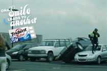 """Trident Total """"traffic police"""" by Saatchi & Saatchi Colombia"""