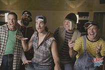 """Backstreet Boys are back (all right!) in Chex Mix's """"Snackstreet"""" parody"""