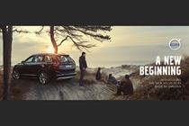 "Volvo ""a new beginning"" by Forsman & Bodenfors"