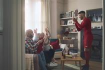 """Coca-Cola """"Make your home the home end"""" by M&C Saatchi"""