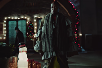 Apple's holiday spot featuring Tierra Whack shows the fantastical power of mini