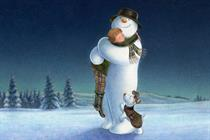 """Barbour """"The Snowman and The Snowdog"""" by Barbour"""