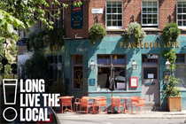 """Britain's Beer Alliance """"That special feeling"""" by Havas London"""