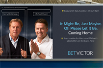 """BetVictor """"Euros final"""" by Mr President"""