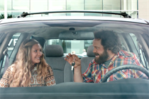 A family's life flashes before their car in new Cars.com spot