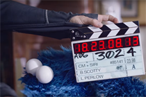 Cookie Monster hams it up behind the scenes in second Siri spot