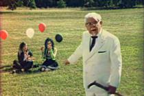Meet KFC's new Colonel, same as the original Colonel