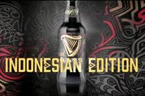 Guinness Indonesia wraps itself in Batik Day colors