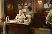 Norm Macdonald plays the colonel in new KFC ads