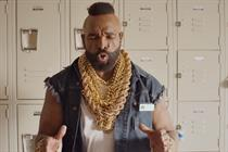 Mr. T. pities fools, guarantees nice hotel stay