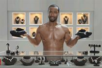 Old Spice's spokesmen begin bare-chested brawl